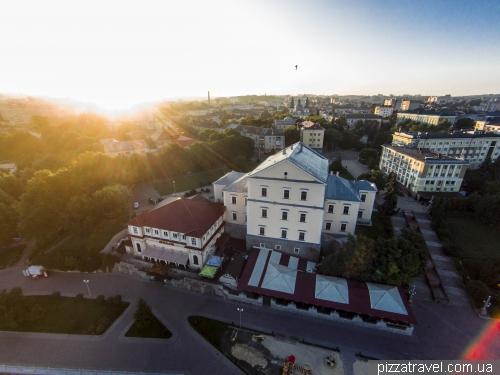 Ternopil Castle