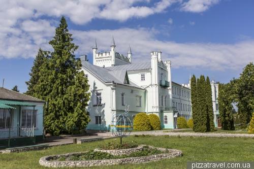 Дворец в Белокринице
