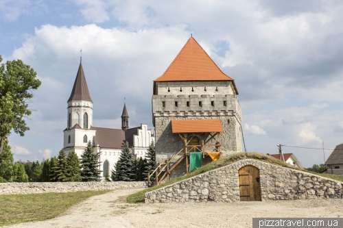 Castle in Skalat