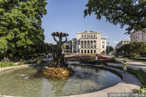 Латвийский национальный оперный театр