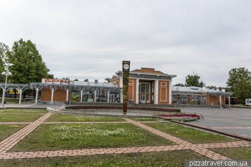 Сигулда, вокзал