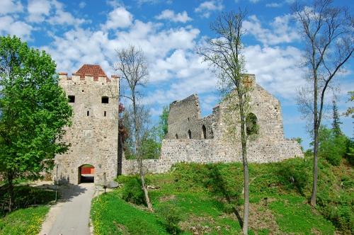 Castle in Sigulda
