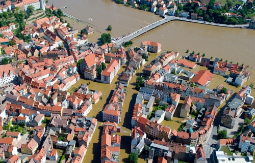Flood in Meissen (2013)