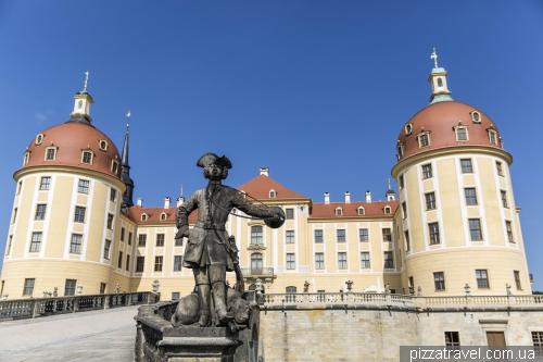 Замок Моріцбург
