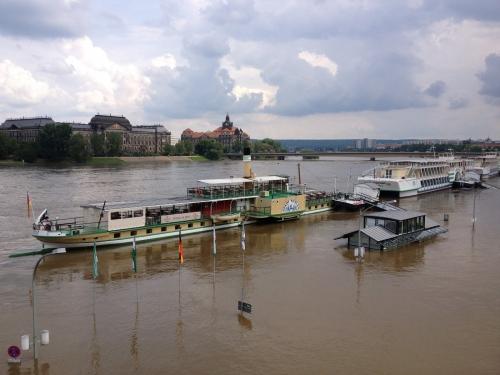 Повінь в Дрездені