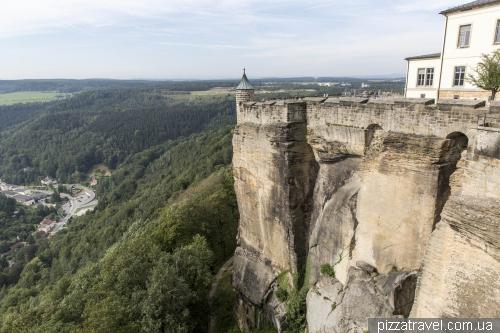 Koenigstein fortress