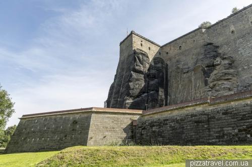 Крепость Кенигштайн