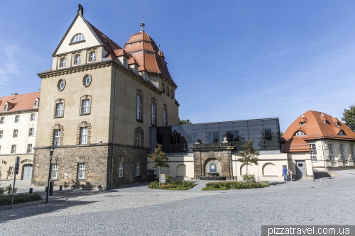 Палац Sonnenstein в Пірні