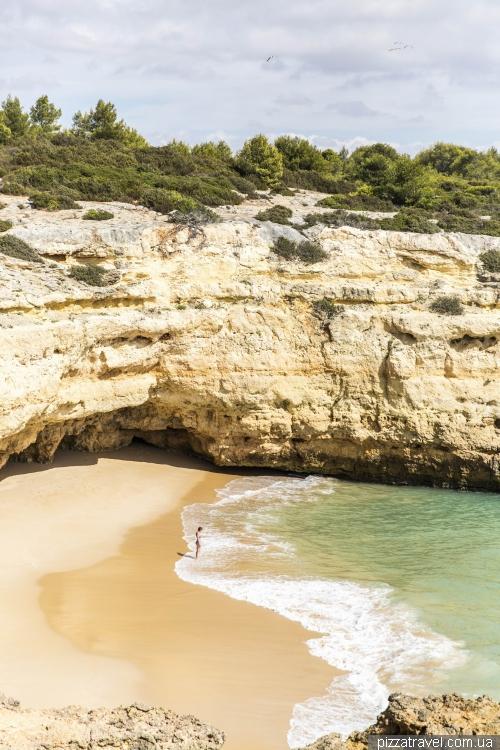 Пляж Albandeira