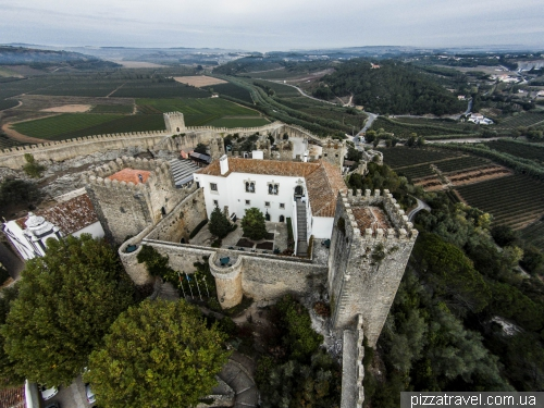 Castle in Obidos