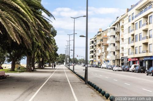 Велодорожка в Порту