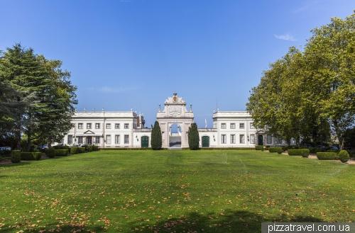 Палац Сетеаїш (Seteais Palace)