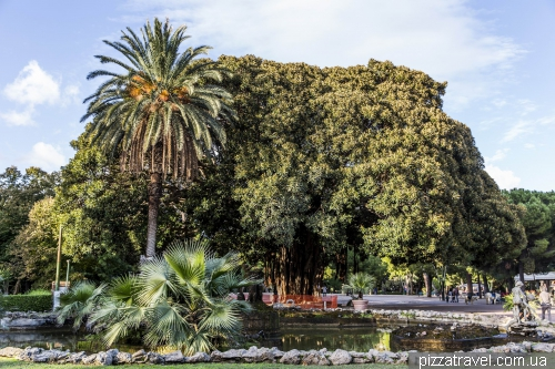 Palermo, English Garden