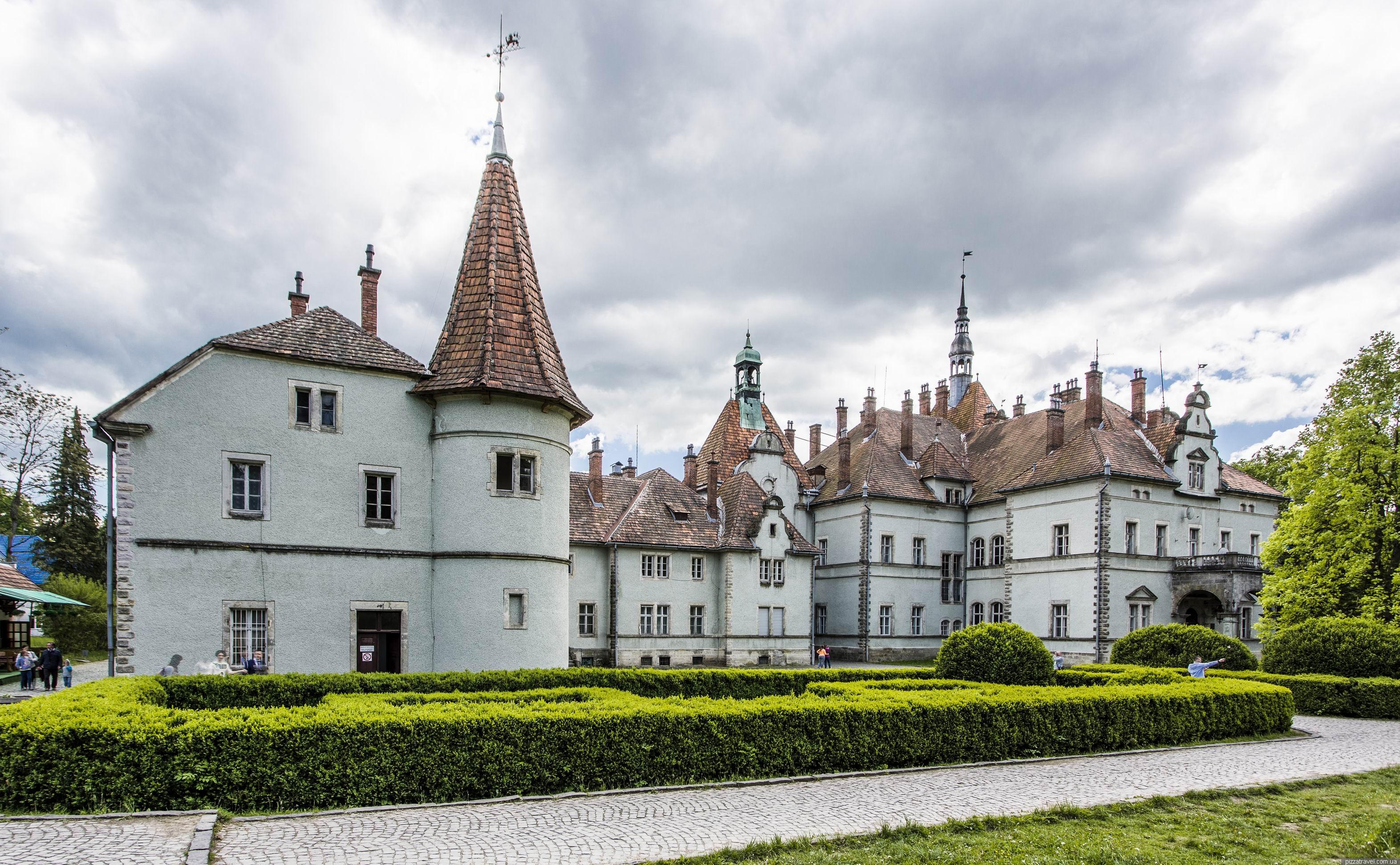 Картинки по запросу Палац графів Шенборнів