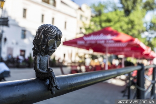 Mini sculptures of Uzhgorod