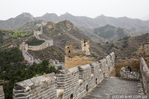 The great Wall of China (Jinshanling)