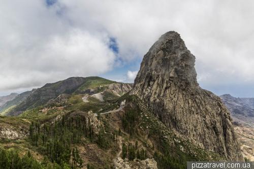 Скала Roque de Agando