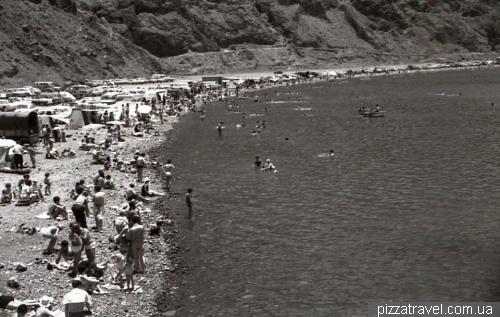 Пляж Лас Тересітас (1930)