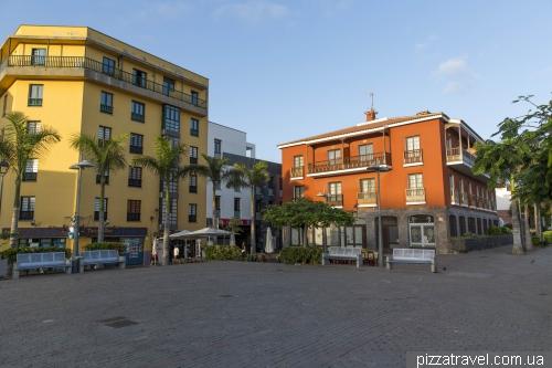 Пуэрто-де-ла-Крус
