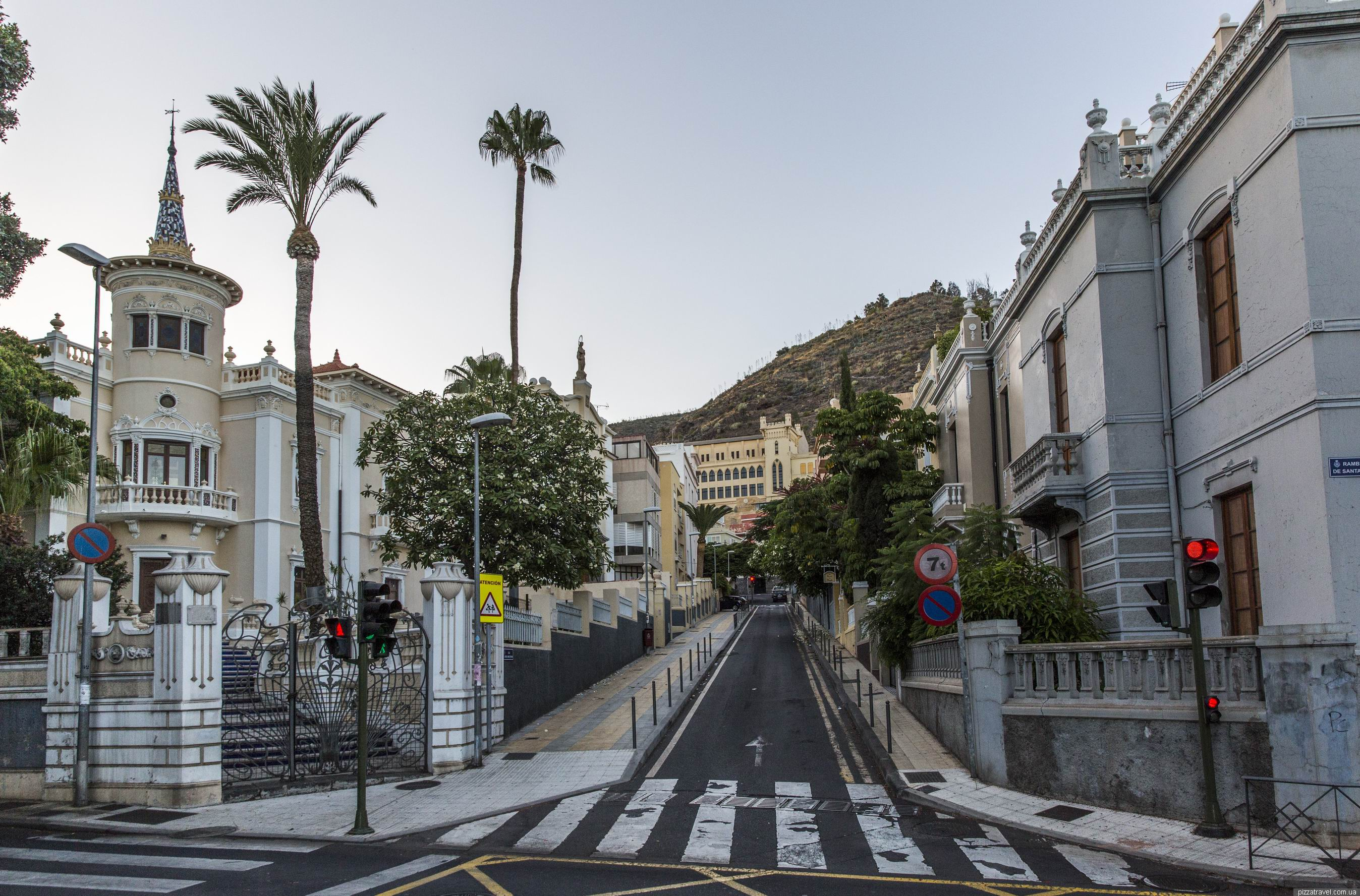 Santa cruz de tenerife spain blog about interesting places - Atico santa cruz de tenerife ...