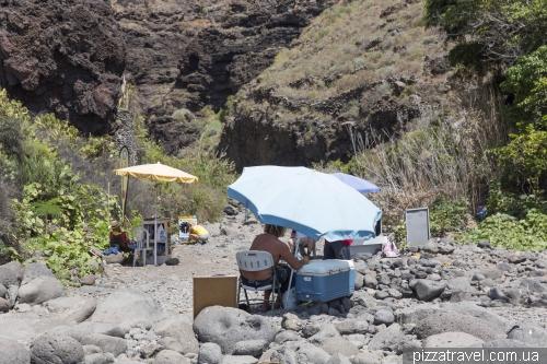 Ущелье Маска на острове Тенерифе