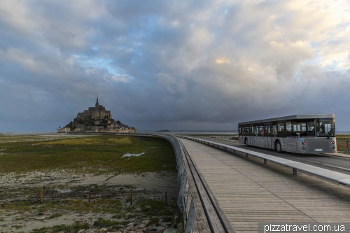 Abbey of Mont Saint Michel