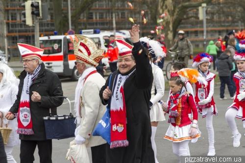 Карнавал в Ганновері