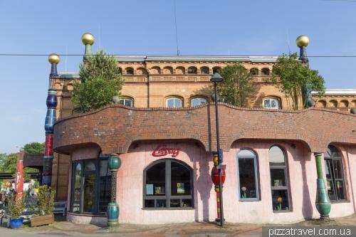 Вокзал в Ильцене