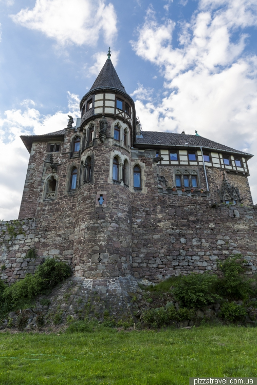 Замок Берлепш