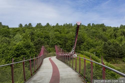 Обсерватория Горизонт - Мост-дракон