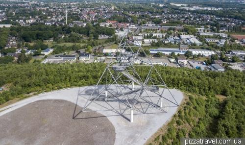 Tetrahedron in Bottrop