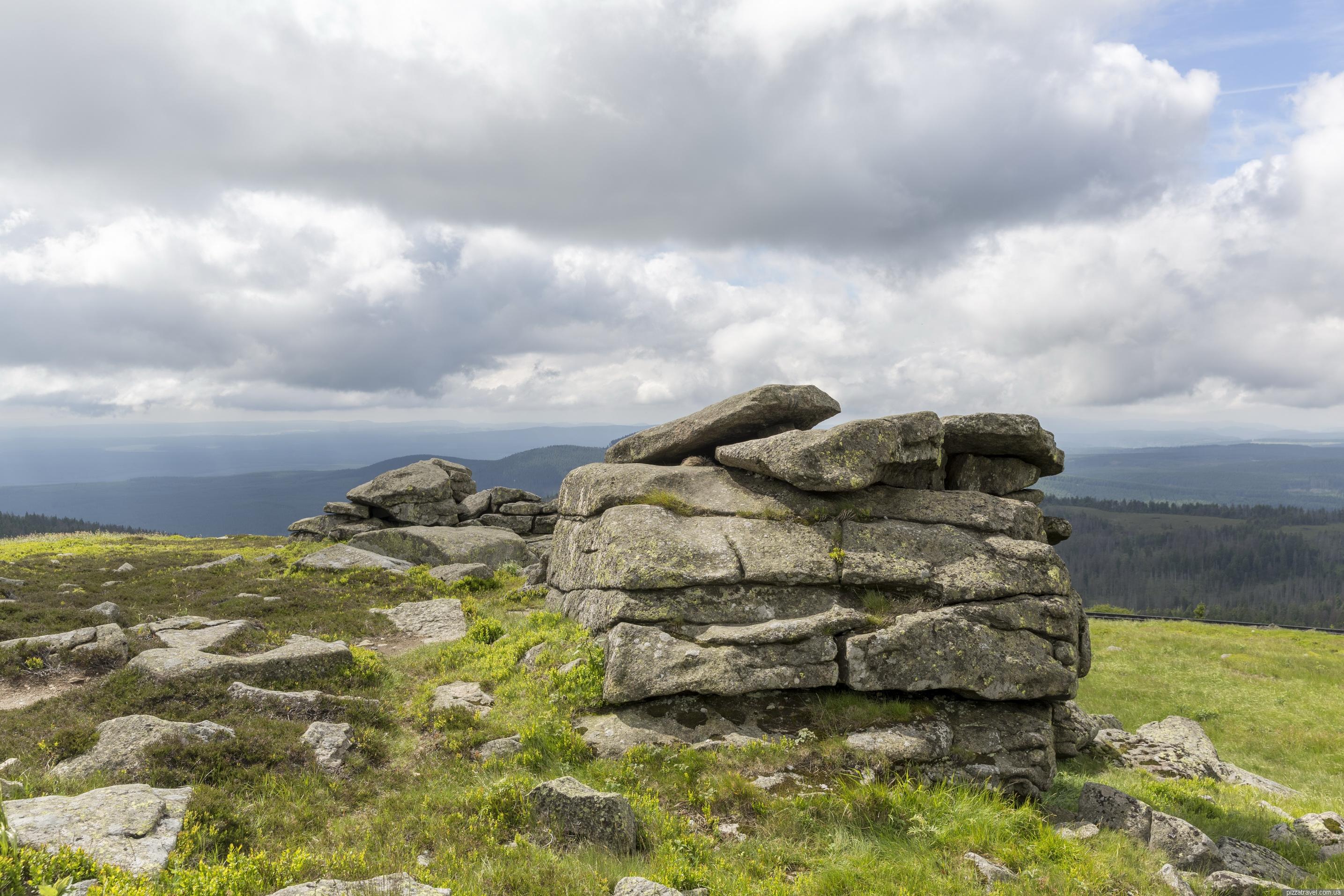 Brocken mountain in Harz - Germany - Blog about ...