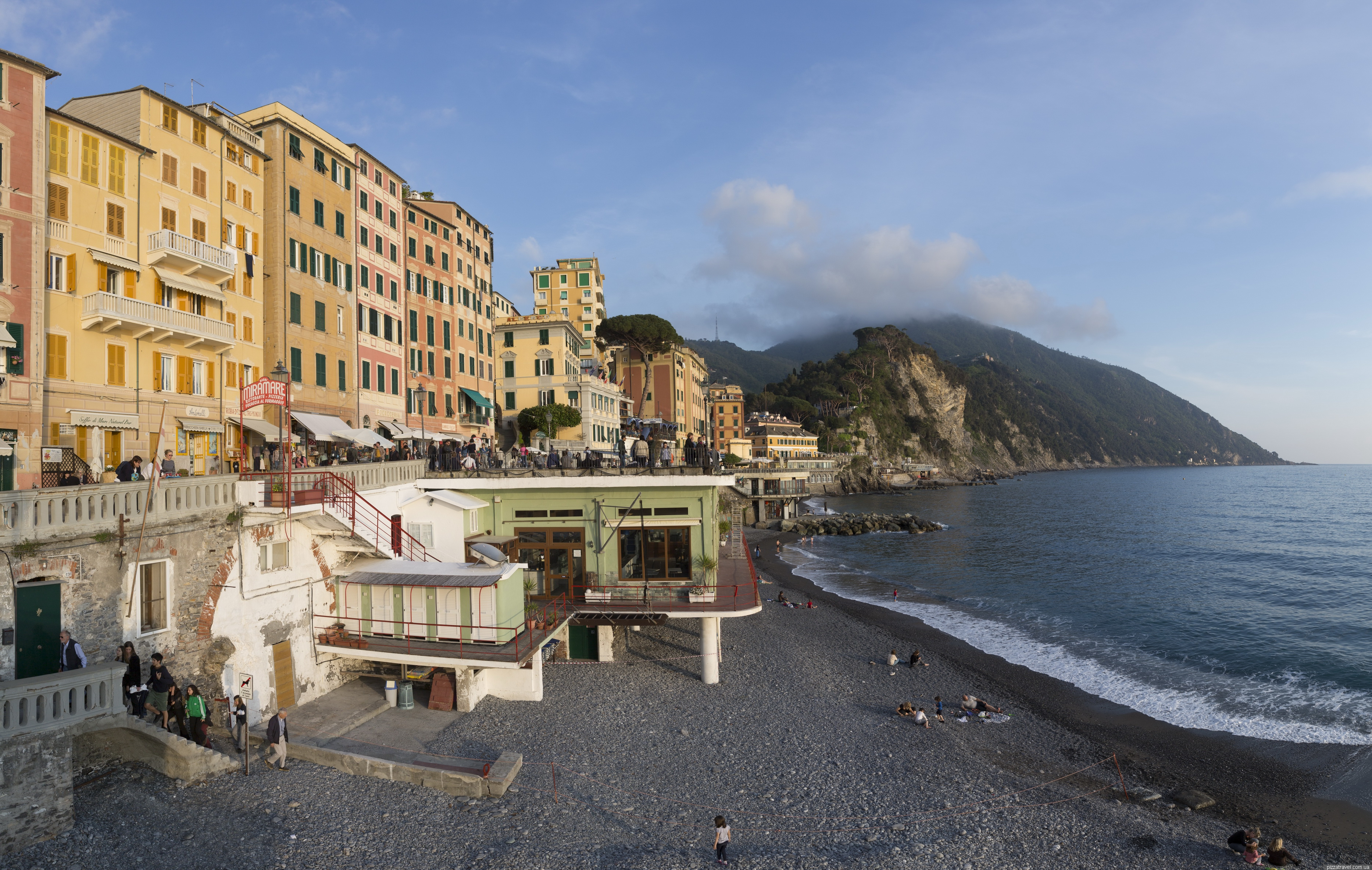 Camogli Italy Blog About Interesting Places