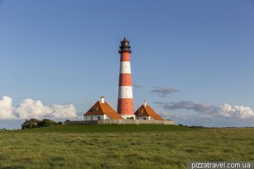 Westerheversand Lighthouse