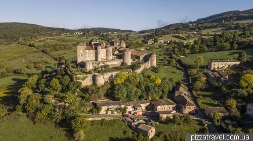 Berze castle
