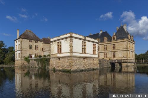 Cormatin castle