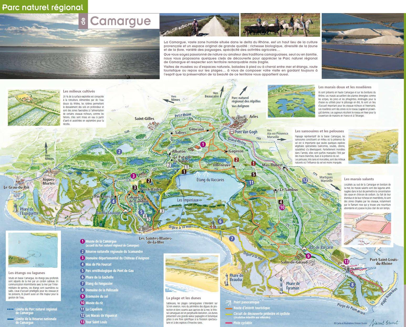 Camargue National Park - France - Blog about interesting places