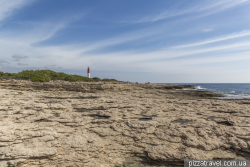 Пляж Вердон на Голубом побережье
