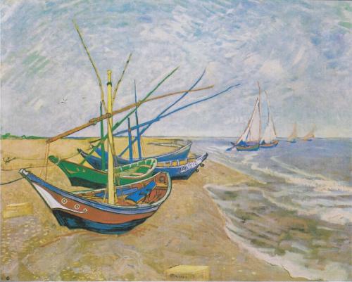 Saintes-Maries (Van Gogh series)