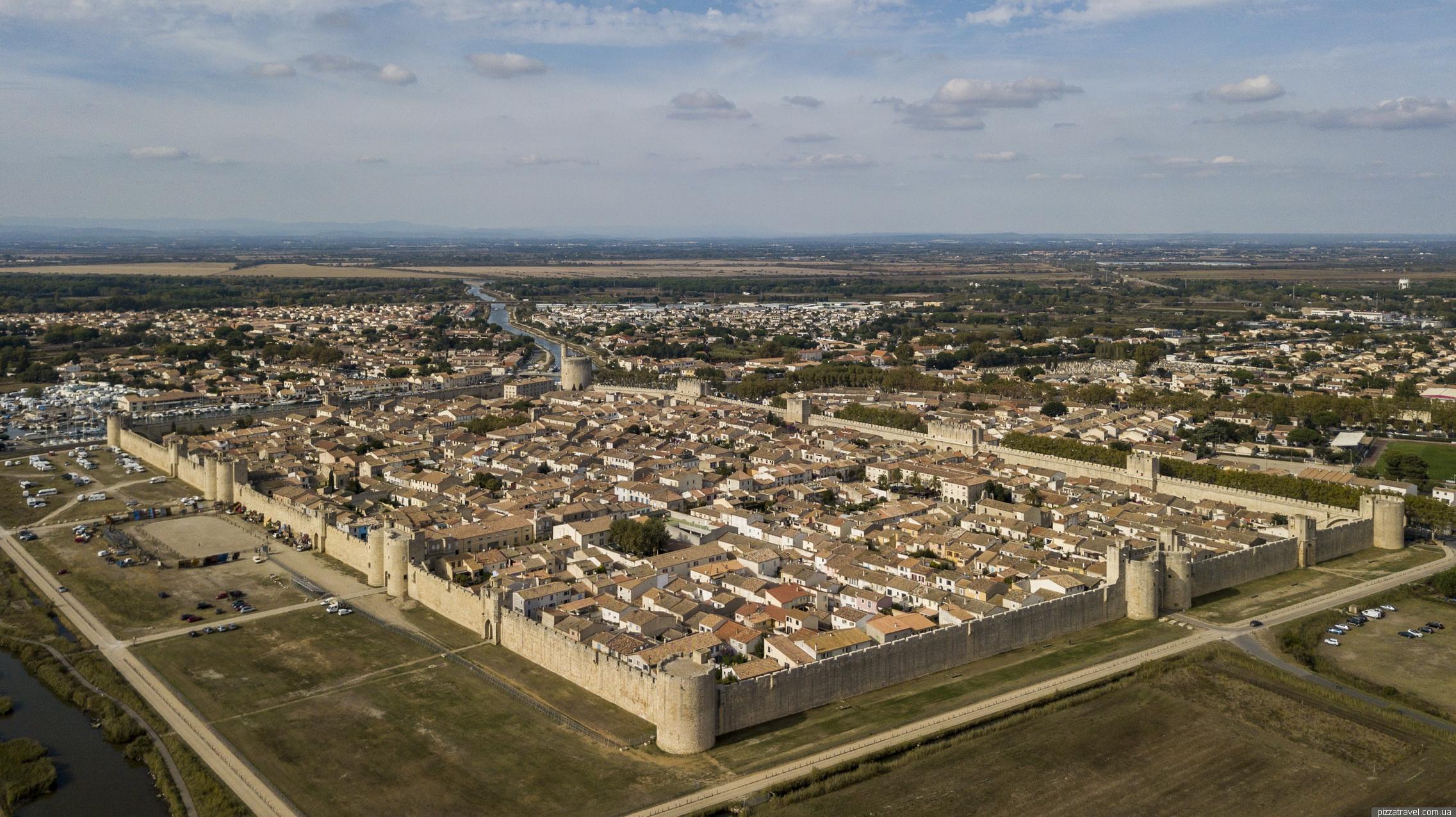 AiguesMortes France Blog about interesting places