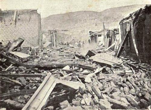 Землетрясение в Вальпараисо (1906)