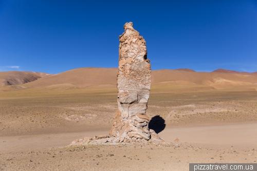 Monjes de la Pacana (Pacana Monks)