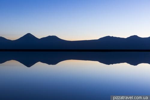 Tebenquinche lake