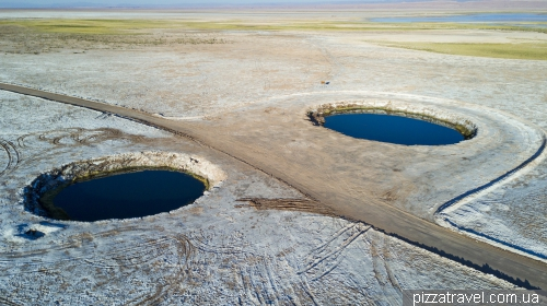Eyes of the Salt Pan (Ojos del Salar)
