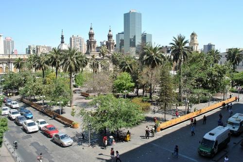 Plaza de Armas, Сантьяго