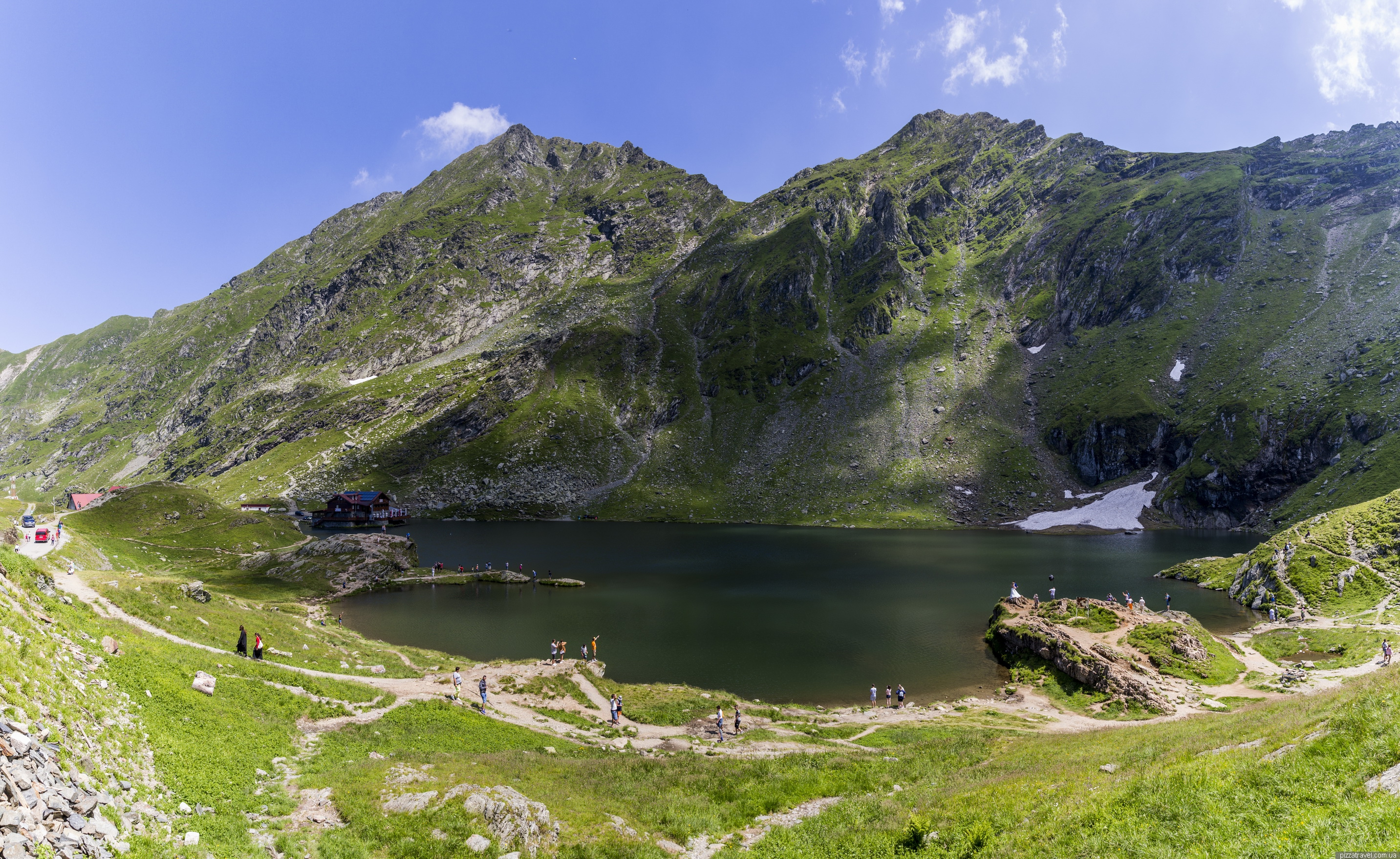Transfagarash Road And Balea Lake Peru Blog About