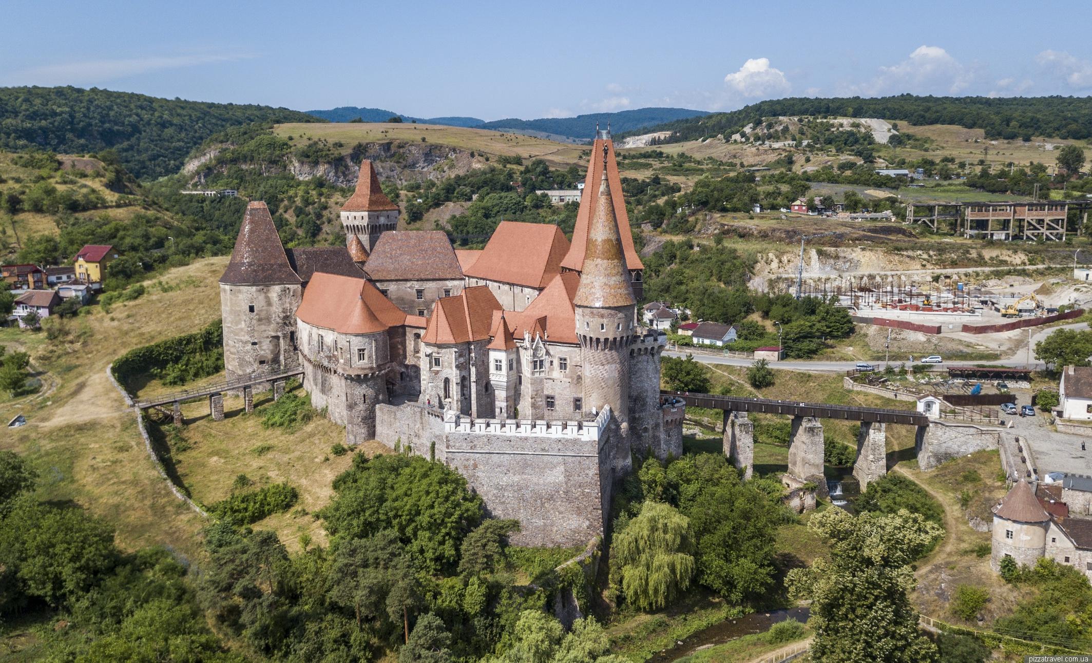 Interesting Floor Plans Corvin Castle Romania Blog About Interesting Places