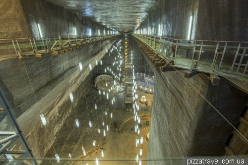Соляная шахта Турда (Salina Turda)