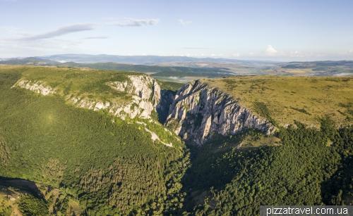 Ущелье Турда (Cheile Turzii)