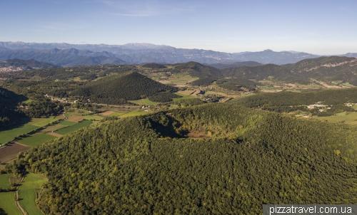 Вулканічний парк Гарроча